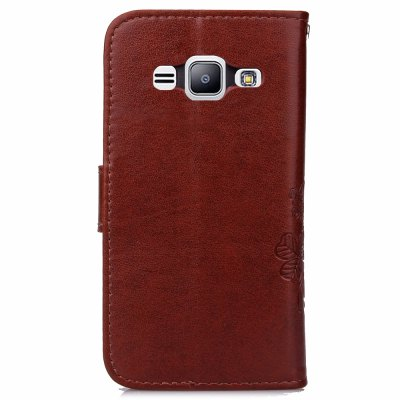 Yc Lucky Clover Holster Leaf Card Lanyard Pu Leather Case for Samsung J1Samsung J Series<br>Yc Lucky Clover Holster Leaf Card Lanyard Pu Leather Case for Samsung J1<br><br>Color: Black,Blue,Purple,Brown,Gray,Rose Madder<br>Compatible with: SAMSUNG<br>Features: Full Body Cases, With Credit Card Holder, With Lanyard, Anti-knock<br>For: Samsung Mobile Phone<br>Material: PU Leather, TPU<br>Package Contents: 1 x Case<br>Package size (L x W x H): 14.00 x 8.00 x 2.00 cm / 5.51 x 3.15 x 0.79 inches<br>Package weight: 0.0600 kg<br>Product size (L x W x H): 13.50 x 7.60 x 1.50 cm / 5.31 x 2.99 x 0.59 inches<br>Product weight: 0.0550 kg<br>Style: Cute, Solid Color, Vintage/Nostalgic Euramerican Style, Novelty, Vintage