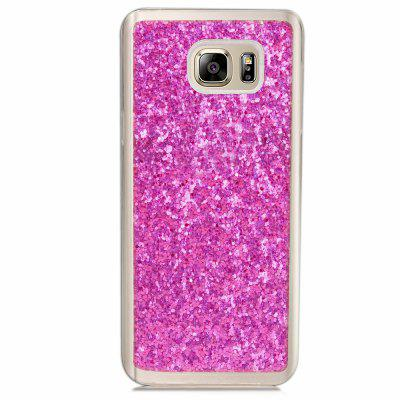 Yc Powder Coated Leather All Wrapped Tpu Mobile Phone Case for Samsung Note5