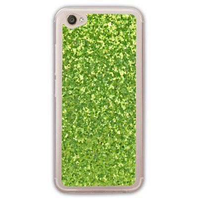 Buy Yc Powder Coated Leather All Wrapped Tpu Mobile Phone Case for Vivo X9 Plus, GREEN, Mobile Phones, Cell Phone Accessories, Cases & Leather for $3.74 in GearBest store