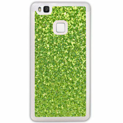 Buy Yc Powder Coated Leather All Wrapped Tpu Mobile Phone Case for Huawei P9 Lite, GREEN, Mobile Phones, Cell Phone Accessories, Cases & Leather for $3.74 in GearBest store