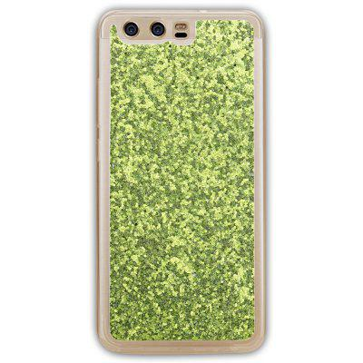 Buy Yc Powder Coated Leather All Wrapped Tpu Mobile Phone Case for Huawei P10 Plus, GREEN, Mobile Phones, Cell Phone Accessories, Cases & Leather for $3.74 in GearBest store