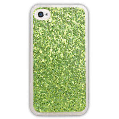 Buy Yc Powder Coated Leather All Wrapped Tpu Mobile Phone Case for Iphone 4S, GREEN, Mobile Phones, Cell Phone Accessories, Cases & Leather for $3.60 in GearBest store