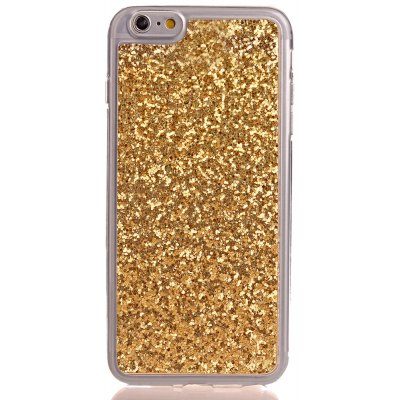 Buy Yc Powder Coated Leather All Wrapped Tpu Mobile Phone Case for Iphone 6 Plus, GOLDEN, Mobile Phones, Apple Accessories, iPhone Accessories, iPhone Cases/Covers for $3.38 in GearBest store