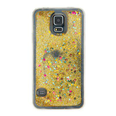 Solid Color Tpu Quicksand Phone Case for Samsung Galaxy S5Samsung S Series<br>Solid Color Tpu Quicksand Phone Case for Samsung Galaxy S5<br><br>Features: Back Cover<br>For: Samsung Mobile Phone<br>Material: TPU<br>Package Contents: 1 x Phone Case<br>Package size (L x W x H): 14.50 x 8.00 x 1.30 cm / 5.71 x 3.15 x 0.51 inches<br>Package weight: 0.0460 kg<br>Style: Novelty