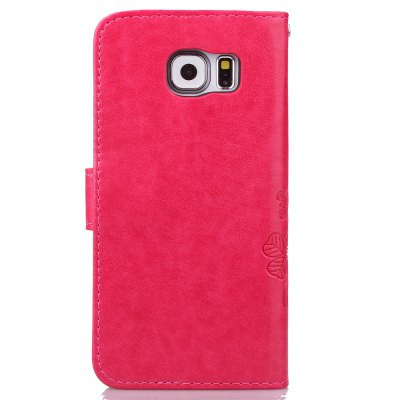 Yc Lucky Clover Holster Leaf Card Lanyard Pu Leather Case for Samsung S6 EdgeYc Lucky Clover Holster Leaf Card Lanyard Pu Leather Case for Samsung S6 Edge<br><br>Color: Black,Blue,Purple,Brown,Gray,Rose Madder<br>Compatible with: SAMSUNG<br>Features: Full Body Cases, With Credit Card Holder, Anti-knock<br>For: Samsung Mobile Phone<br>Material: PU Leather, TPU<br>Package Contents: 1 x Case<br>Package size (L x W x H): 15.00 x 8.00 x 2.00 cm / 5.91 x 3.15 x 0.79 inches<br>Package weight: 0.0600 kg<br>Product size (L x W x H): 14.70 x 7.50 x 1.50 cm / 5.79 x 2.95 x 0.59 inches<br>Product weight: 0.0560 kg<br>Style: Vintage, Solid Color, Vintage/Nostalgic Euramerican Style, Novelty, Cute