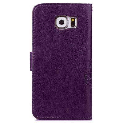 Yc Lucky Clover Holster Leaf Card Lanyard Pu Leather Case for Samsung S6 EdgeSamsung S Series<br>Yc Lucky Clover Holster Leaf Card Lanyard Pu Leather Case for Samsung S6 Edge<br><br>Color: Black,Blue,Purple,Brown,Gray,Rose Madder<br>Compatible with: SAMSUNG<br>Features: Full Body Cases, With Credit Card Holder, Anti-knock<br>For: Samsung Mobile Phone<br>Material: PU Leather, TPU<br>Package Contents: 1 x Case<br>Package size (L x W x H): 15.00 x 8.00 x 2.00 cm / 5.91 x 3.15 x 0.79 inches<br>Package weight: 0.0600 kg<br>Product size (L x W x H): 14.70 x 7.50 x 1.50 cm / 5.79 x 2.95 x 0.59 inches<br>Product weight: 0.0560 kg<br>Style: Vintage, Solid Color, Vintage/Nostalgic Euramerican Style, Novelty, Cute