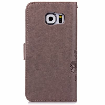 Yc Lucky Clover Holster Leaf Card Lanyard Pu Leather Case for Samsung S6Samsung S Series<br>Yc Lucky Clover Holster Leaf Card Lanyard Pu Leather Case for Samsung S6<br><br>Color: Black,Blue,Purple,Brown,Gray,Rose Madder<br>Compatible with: SAMSUNG<br>Features: Full Body Cases, With Credit Card Holder, With Lanyard, Anti-knock<br>For: Samsung Mobile Phone<br>Material: PU Leather, TPU<br>Package Contents: 1 x Case<br>Package size (L x W x H): 15.00 x 8.00 x 2.00 cm / 5.91 x 3.15 x 0.79 inches<br>Package weight: 0.0600 kg<br>Product size (L x W x H): 14.70 x 7.50 x 1.50 cm / 5.79 x 2.95 x 0.59 inches<br>Product weight: 0.0555 kg<br>Style: Cute, Solid Color, Vintage/Nostalgic Euramerican Style, Novelty, Vintage