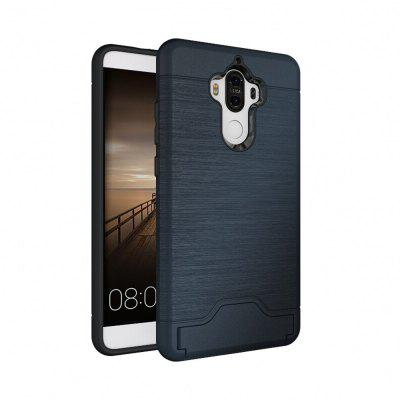 Buy CADETBLUE Shockproof Convenient One Card Slot Hard Back Case for Huawei Ascend Mate 9 for $3.98 in GearBest store