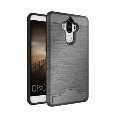 Buy OYSTER Shockproof Convenient One Card Slot Hard Back Case for Huawei Ascend Mate 9 for $3.98 in GearBest store