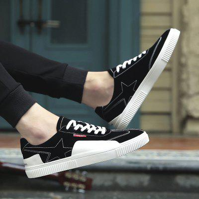 Mens Casual Shoes Shoes Breathable ShoesCasual Shoes<br>Mens Casual Shoes Shoes Breathable Shoes<br><br>Available Size: 40<br>Closure Type: Lace-Up<br>Embellishment: None<br>Gender: For Men<br>Insole Material: Rubber<br>Outsole Material: Rubber<br>Package Contents: 1XSHOES<br>Pattern Type: Others<br>Season: Spring/Fall<br>Toe Shape: Round Toe<br>Toe Style: Closed Toe<br>Upper Material: Canvas<br>Weight: 1.2000kg