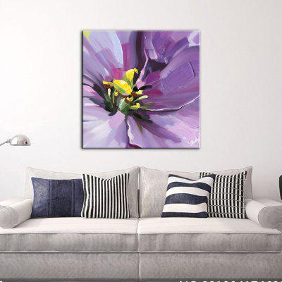 Yhhp Hand-Painted High-Definition Flowers Pictures To Print Simulation Oil Painting Print Wall Art On Canvas Unframed