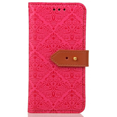 Yc European Style Card Lanyard Pu Leather para Lg G4