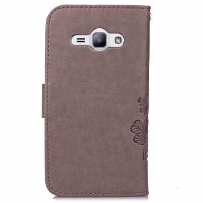 Yc Lucky Clover Holster Leaf Card Lanyard Pu Leather Case for Samsung J1aceSamsung J Series<br>Yc Lucky Clover Holster Leaf Card Lanyard Pu Leather Case for Samsung J1ace<br><br>Color: Black,Blue,Purple,Brown,Gray,Rose Madder<br>Compatible with: SAMSUNG<br>Features: Full Body Cases, With Credit Card Holder, Anti-knock<br>For: Samsung Mobile Phone<br>Material: PU Leather, TPU<br>Package Contents: 1 x Case<br>Package size (L x W x H): 14.00 x 8.00 x 2.00 cm / 5.51 x 3.15 x 0.79 inches<br>Package weight: 0.0600 kg<br>Product size (L x W x H): 13.60 x 7.60 x 1.50 cm / 5.35 x 2.99 x 0.59 inches<br>Product weight: 0.0580 kg<br>Style: Vintage, Solid Color, Vintage/Nostalgic Euramerican Style, Novelty, Cute
