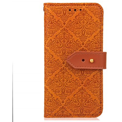 Yc European Style Card Lanyard Pu Leather Case for Samsung Note 4