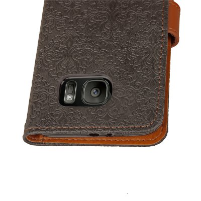 Yc European Style Card Lanyard Pu Leather Case for Samsung S7 EdgeSamsung S Series<br>Yc European Style Card Lanyard Pu Leather Case for Samsung S7 Edge<br><br>Color: Rose Gold,Black,Blue,Purple,Brown,Gray,Rose Madder,Light Brown<br>Features: Full Body Cases, With Credit Card Holder, With Lanyard<br>For: Samsung Mobile Phone<br>Material: PU Leather, TPU<br>Package Contents: 1 x Case<br>Package size (L x W x H): 16.00 x 9.00 x 2.00 cm / 6.3 x 3.54 x 0.79 inches<br>Package weight: 0.0800 kg<br>Product size (L x W x H): 15.60 x 8.30 x 1.50 cm / 6.14 x 3.27 x 0.59 inches<br>Product weight: 0.0700 kg<br>Style: Vintage/Nostalgic Euramerican Style, Novelty, Name Brand Style