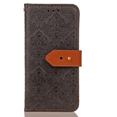 Yc European Style PU Leather Card Lanyard for iPhone X