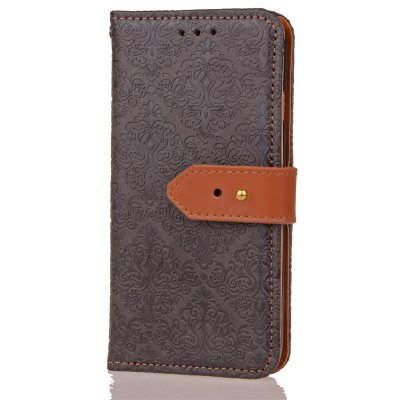 Yc European Style Card Lanyard Pu Leather for iPhone 6