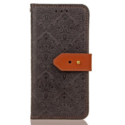 Yc European Style Card Lanyard Pu Leather pour One Plus Five