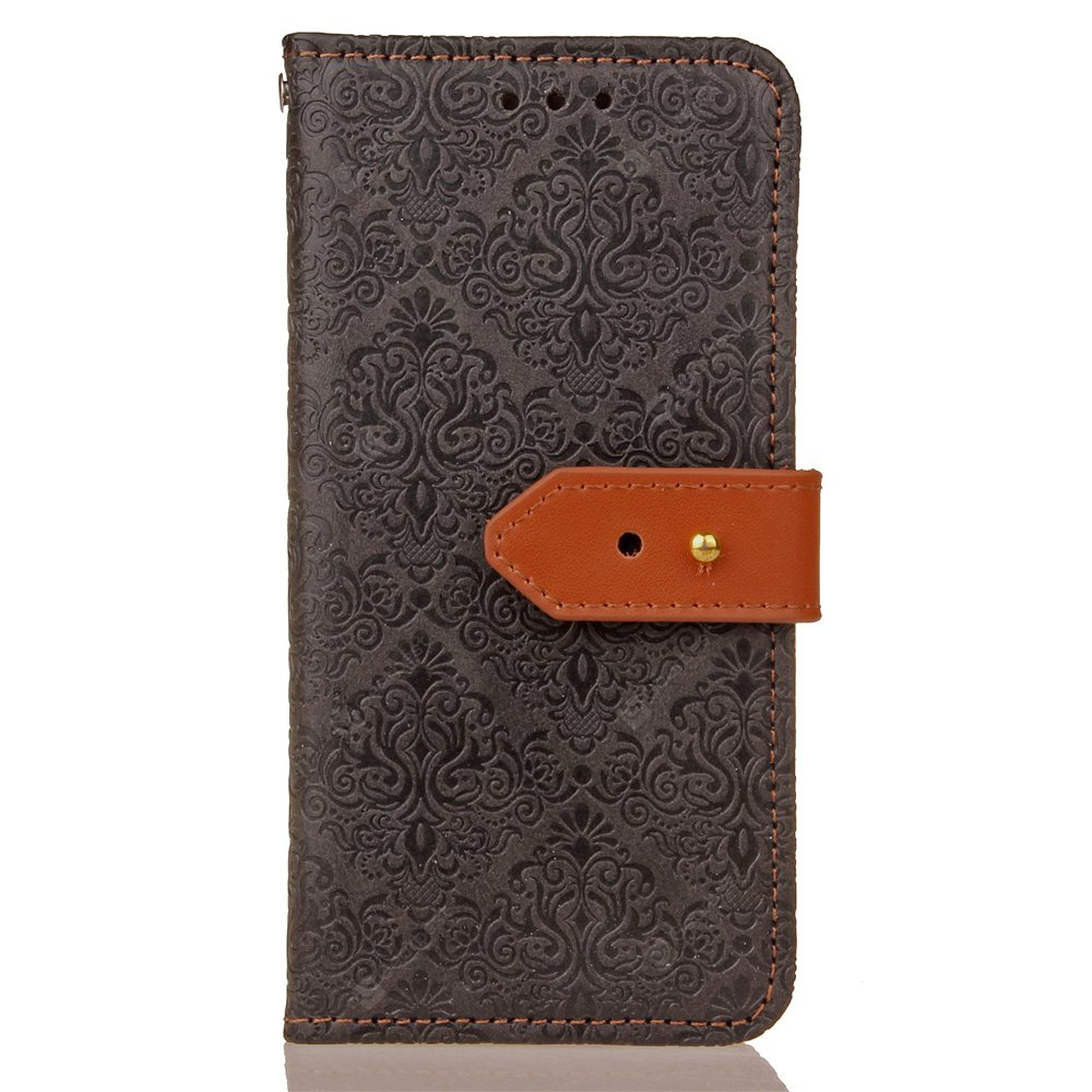 Yc European Style Card Lanyard Pu Leather Pour Redmi Note 4X