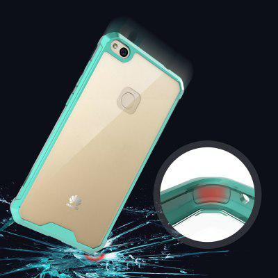 Transparent Surface Shockproof Back PC Case for Huawei P8 Lite 2017Cases &amp; Leather<br>Transparent Surface Shockproof Back PC Case for Huawei P8 Lite 2017<br><br>Package Contents: 1 x Shockproof Back Case<br>Package size (L x W x H): 10.00 x 10.00 x 5.00 cm / 3.94 x 3.94 x 1.97 inches<br>Package weight: 0.0500 kg<br>Product weight: 0.0300 kg