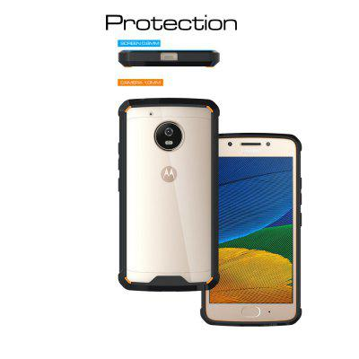 Transparent Surface Shockproof Back PC Case for Motorola Moto G5Cases &amp; Leather<br>Transparent Surface Shockproof Back PC Case for Motorola Moto G5<br><br>Package Contents: 1 x Shockproof Back Case<br>Package size (L x W x H): 10.00 x 10.00 x 5.00 cm / 3.94 x 3.94 x 1.97 inches<br>Package weight: 0.0500 kg<br>Product weight: 0.0300 kg