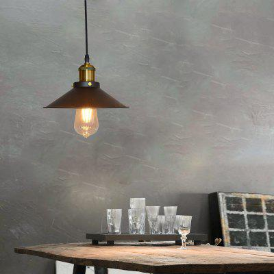 Everflower Loft Industrial Warehouse Pendant Lights American Country Lamps Vintage Lighting for Restaurant Bedroom Home