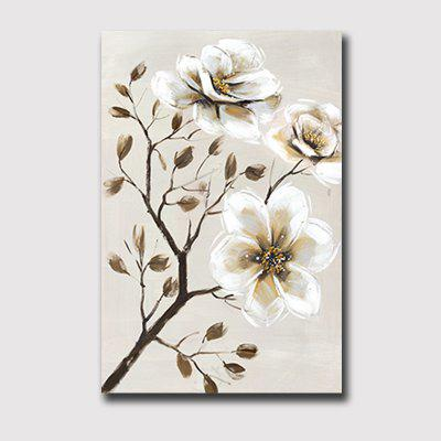 Hx-Art gallery Frame Canvas White-A Decorative Corridor Painted The Living Room Decoration Paintings