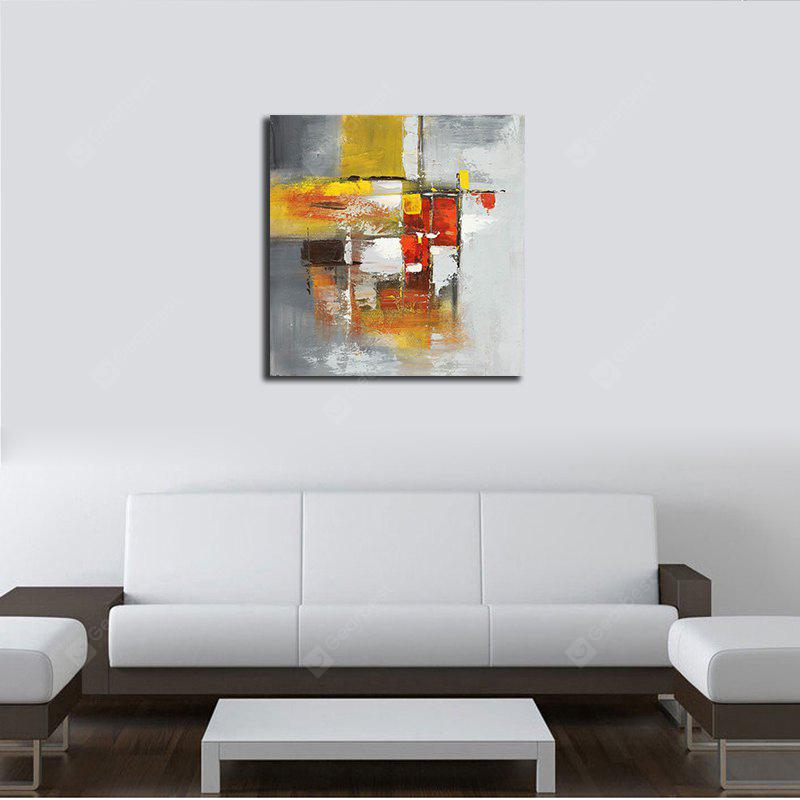 Hx-Art Unframed Lienzo Abstract Living Room Dormitorio Corridor Decoración Pintura
