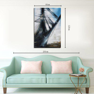Hx-Art No Frame Canvas Abstract Seascape Study Modern Minimalist Living Room Bedroom Hallway PaintingPrints<br>Hx-Art No Frame Canvas Abstract Seascape Study Modern Minimalist Living Room Bedroom Hallway Painting<br><br>Brand: Qiaojiahuayuan<br>Craft: Print<br>Form: One Panel<br>Material: Canvas<br>Package Contents: 1 x Print<br>Package size (L x W x H): 82.00 x 5.00 x 5.00 cm / 32.28 x 1.97 x 1.97 inches<br>Package weight: 0.3000 kg<br>Painting: Without Inner Frame<br>Shape: Vertical Panoramic<br>Style: Abstract<br>Subjects: Abstract<br>Suitable Space: Bedroom,Living Room,Office