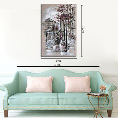 Hxart No Frame Decoration Canvas Street-3 Pink Petals In The Street PaintingsPrints<br>Hxart No Frame Decoration Canvas Street-3 Pink Petals In The Street Paintings<br><br>Brand: Qiaojiahuayuan<br>Craft: Print<br>Form: One Panel<br>Material: Canvas<br>Package Contents: 1 x Print<br>Package size (L x W x H): 82.00 x 5.00 x 5.00 cm / 32.28 x 1.97 x 1.97 inches<br>Package weight: 0.4000 kg<br>Painting: Without Inner Frame<br>Shape: Vertical Panoramic<br>Style: Landscape, Plant<br>Subjects: Landscape<br>Suitable Space: Bedroom,Living Room,Study Room / Office