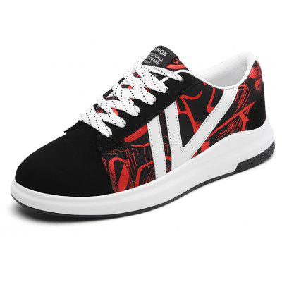 New Stylish Awesome Men Black White Ethnic Skateboard Shoes Male Flats Low Top Casual Sneakers ShoesMen's Sneakers<br>New Stylish Awesome Men Black White Ethnic Skateboard Shoes Male Flats Low Top Casual Sneakers Shoes<br><br>Available Size: 39-44<br>Closure Type: Lace-Up<br>Embellishment: Appliques<br>Gender: For Men<br>Outsole Material: Rubber<br>Package Contents: 1? Pair of Shoes<br>Pattern Type: Checkered<br>Season: Summer, Spring/Fall, Winter<br>Shoe Width: Medium(B/M)<br>Toe Shape: Round Toe<br>Toe Style: Closed Toe<br>Upper Material: PU<br>Weight: 0.7500kg