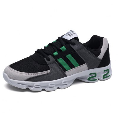 Color Block Mens Sports ShoesAthletic Shoes<br>Color Block Mens Sports Shoes<br><br>Available Size: 39-44<br>Closure Type: Lace-Up<br>Feature: Breathable<br>Gender: For Men<br>Outsole Material: Rubber<br>Package Contents: 1?Shoes(pair)<br>Pattern Type: Striped<br>Season: Winter<br>Shoe Width: Medium(B/M)<br>Upper Material: PU<br>Weight: 0.8000kg