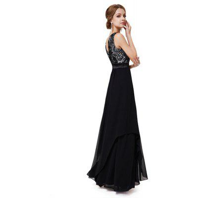 Elegant Long Cocktail DressMaxi Dresses<br>Elegant Long Cocktail Dress<br><br>Body Shape: Misses<br>Built-in Bra: No<br>Dresses Length: Floor-Length<br>Fabric Type: Lace<br>Image Source: Reference Images<br>Material: Rayon<br>Package Contents: 1 x Dress<br>Season: Spring, Summer, Fall<br>Silhouette: Ball Gown<br>Train: Court Train<br>Weight: 0.3100kg