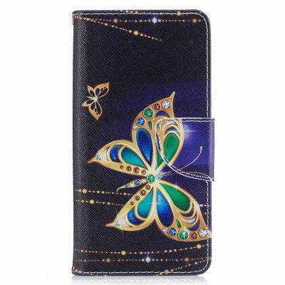 Buy big Butterfly Painted Pu Phone Case for Huawei P10, COLORMIX, Mobile Phones, Cell Phone Accessories, Cases & Leather for $6.42 in GearBest store
