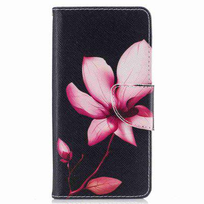 Buy Lotus Painted Pu Phone Case for Huawei P10, COLORMIX, Mobile Phones, Cell Phone Accessories, Cases & Leather for $6.42 in GearBest store