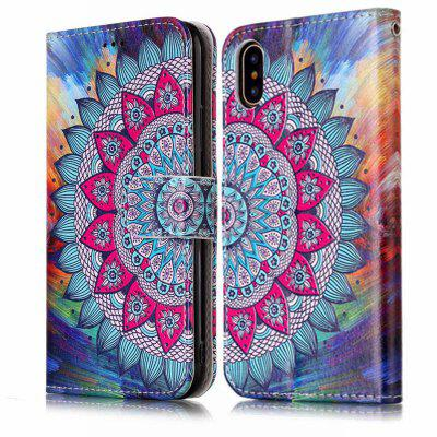 Half Flowers Varnish Relief Pu Phone Case for Iphone xiPhone Cases/Covers<br>Half Flowers Varnish Relief Pu Phone Case for Iphone x<br><br>Color: Assorted Colors<br>Compatible for Apple: iPhone X<br>Features: Cases with Stand, With Credit Card Holder, Dirt-resistant, Wallet Case<br>Material: PU<br>Package Contents: 1 x Phone Case<br>Package size (L x W x H): 15.00 x 7.50 x 1.50 cm / 5.91 x 2.95 x 0.59 inches<br>Package weight: 0.0640 kg<br>Style: Novelty