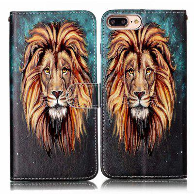 Lion Varnish Relief Pu Phone Case for Iphone 8 Plus 7 PlusiPhone Cases/Covers<br>Lion Varnish Relief Pu Phone Case for Iphone 8 Plus 7 Plus<br><br>Color: Assorted Colors<br>Compatible for Apple: iPhone 7 Plus, iPhone 8 Plus<br>Features: Cases with Stand, With Credit Card Holder, Dirt-resistant, Wallet Case<br>Material: TPU, PU<br>Package Contents: 1 x Phone Case<br>Package size (L x W x H): 16.00 x 8.50 x 1.50 cm / 6.3 x 3.35 x 0.59 inches<br>Package weight: 0.0530 kg<br>Style: Novelty