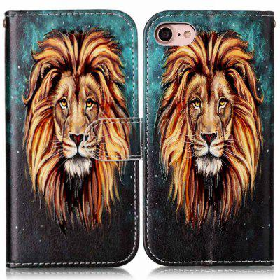 Lion Varnish Relief Pu Phone Case for Iphone 8 7iPhone Cases/Covers<br>Lion Varnish Relief Pu Phone Case for Iphone 8 7<br><br>Color: Assorted Colors<br>Compatible for Apple: iPhone 7, iPhone 8<br>Features: Cases with Stand, With Credit Card Holder, Dirt-resistant, Wallet Case<br>Material: TPU, PU Leather<br>Package Contents: 1 x Phone Case<br>Package size (L x W x H): 14.50 x 7.50 x 1.50 cm / 5.71 x 2.95 x 0.59 inches<br>Package weight: 0.0380 kg<br>Style: Novelty