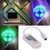 SUPli Updated WiFi Wireless LED Controller for RGB Strip Lights - WHITE