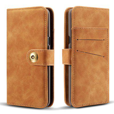 Wkae Retro Style Detachable Magnetic Leather Case Cover with Large Capacity Card Cash Slots And Secure Rivet Buckle for Samsung Galaxy S8 PlusWkae Retro Style Detachable Magnetic Leather Case Cover with Large Capacity Card Cash Slots And Secure Rivet Buckle for Samsung Galaxy S8 Plus<br><br>Compatible with: Samsung Galaxy S8 Plus<br>Features: Full Body Cases, Cases with Stand, With Credit Card Holder, Anti-knock, Dirt-resistant<br>For: Samsung Mobile Phone<br>Material: TPU, PU Leather<br>Package Contents: 1 x Phone Case<br>Package size (L x W x H): 20.00 x 15.00 x 2.50 cm / 7.87 x 5.91 x 0.98 inches<br>Package weight: 0.1700 kg<br>Product size (L x W x H): 18.00 x 10.00 x 2.00 cm / 7.09 x 3.94 x 0.79 inches<br>Product weight: 0.1500 kg<br>Style: Vintage, Mixed Color