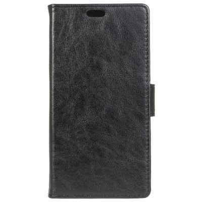 Buy BLACK KaZiNe Luxury PU Leather Silicon Magnetic Dirt Resistant Phone Bags Cases for HuaWei HONOR 8 PRO for $3.28 in GearBest store