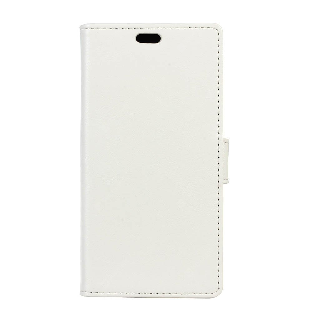 WHITE KaZiNe Luxury PU Leather Silicon Magnetic Dirt Resistant Phone Bags Cases for HUAWEI Honor G9