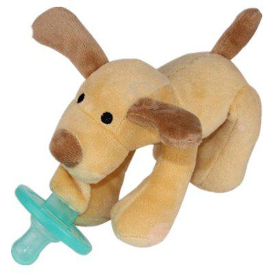 Baby Pacifier Puppy Toy Pacifier Animal Feed Grade Silica Gel