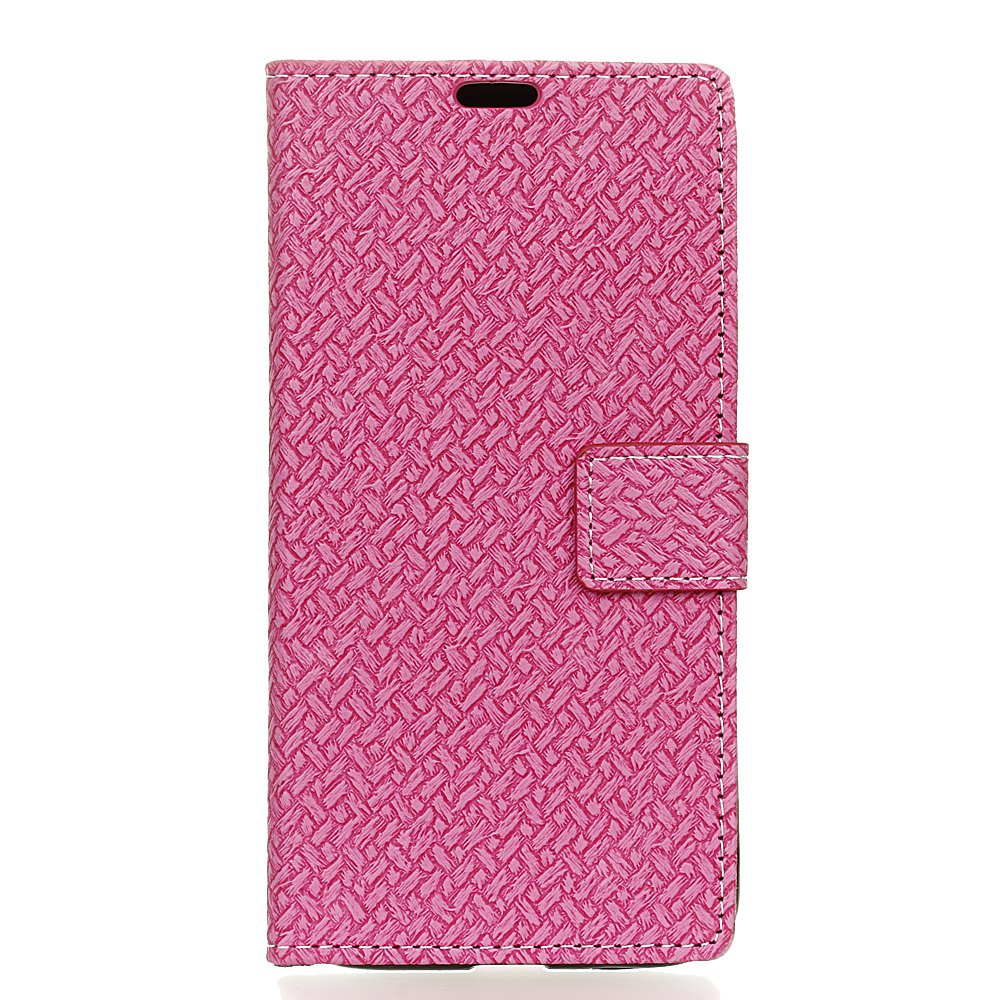 Wallet Style Stand Feature Fabric And Leather Look Design Wallet Cover Flip Cases for iPhone x