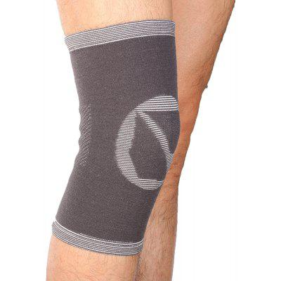 Mumian A05 Classic Bamboo Knee Knitting Keep Warm Sports Knee Sleeve Brace - 1 Pieces