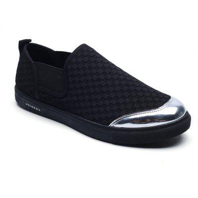 Men Casual Shoes Breathable Fashion Shoes Flat Loafers Outdoor Shoes Size 39-44