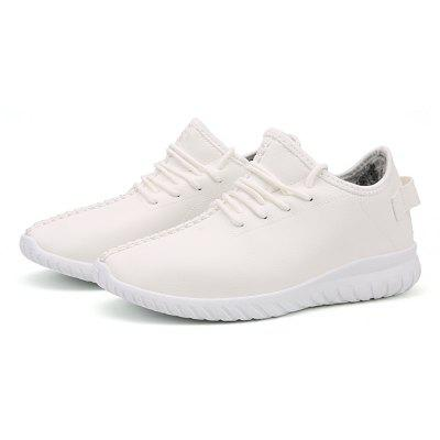 Men Casual Leather Shoes Lace-Up Flat Warm Hard-Wearing Fashion Size 39-44Men's Sneakers<br>Men Casual Leather Shoes Lace-Up Flat Warm Hard-Wearing Fashion Size 39-44<br><br>Available Size: 39-44<br>Closure Type: Lace-Up<br>Embellishment: None<br>Gender: For Men<br>Outsole Material: Rubber<br>Package Contents: 1? Pair of Shoes<br>Pattern Type: Solid<br>Season: Spring/Fall<br>Toe Shape: Round Toe<br>Toe Style: Closed Toe<br>Upper Material: Leather<br>Weight: 1.2000kg