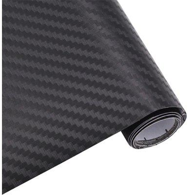 3d Carbon Fiber Body Film Car Decoration Fiber Car Protection Stickers
