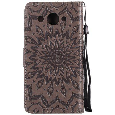Sun Flower Printing Design Pu Leather Flip Wallet Lanyard Protective Case for Huawei Y3 (2017)Cases &amp; Leather<br>Sun Flower Printing Design Pu Leather Flip Wallet Lanyard Protective Case for Huawei Y3 (2017)<br><br>Color: Rose Gold,Pink,Red,Blue,Green,Purple,Brown,Gray<br>Compatible Model: Huawei Y3 (2017)<br>Features: Cases with Stand, With Credit Card Holder, With Lanyard, Anti-knock<br>Mainly Compatible with: HUAWEI<br>Material: TPU, PU Leather<br>Package Contents: 1 x Phone Case<br>Package size (L x W x H): 19.00 x 12.00 x 2.00 cm / 7.48 x 4.72 x 0.79 inches<br>Package weight: 0.1000 kg<br>Style: Floral