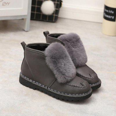 2017 Autumn And Winter Real Rabbit Hair Lady Short Barrel Cotton ShoesWomens Boots<br>2017 Autumn And Winter Real Rabbit Hair Lady Short Barrel Cotton Shoes<br><br>Boot Height: Ankle<br>Boot Type: Fashion Boots<br>Closure Type: Slip-On<br>Gender: For Women<br>Heel Type: Others<br>Package Contents: 1 x Shoes?Pair?<br>Pattern Type: Others<br>Season: Spring/Fall, Winter<br>Toe Shape: Round Toe<br>Upper Material: PU<br>Weight: 1.1200kg